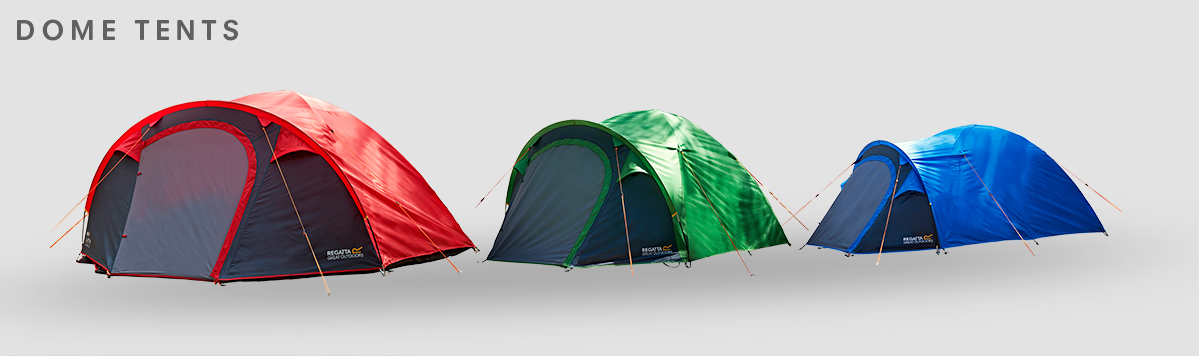 DOME TENTS & tent-buying-guide | Regatta - Great Outdoors